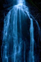 Marymere Falls, Olympic National Park, Washington.