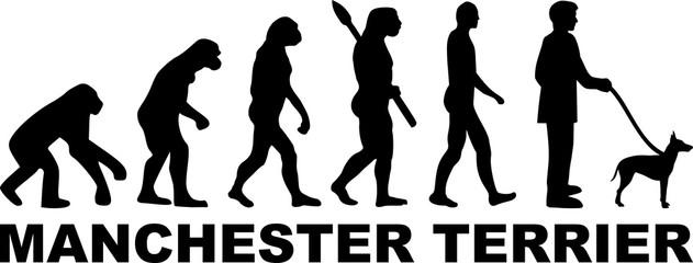Manchester Terrier evolution word