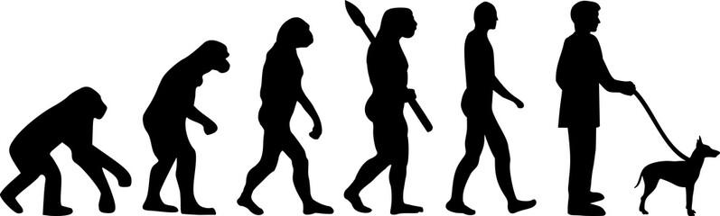 Manchester Terrier evolution
