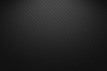 Dark horizontal background with diagonal stripes. Vector background with lighting.