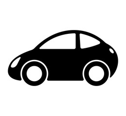 Simple Car icon vector