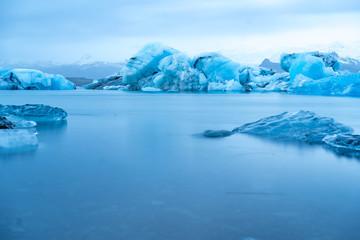 Glacier Lagoon - Jökulsárlón, Iceland