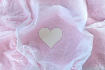 バレンタインイメージ ハートの背景