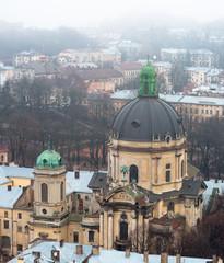 Dominican Church in Lviv, Ukraine