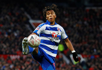 FA Cup Third Round - Manchester United v Reading