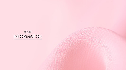 Garden Poster Light pink Pink fabric material texture macro pattern blur background