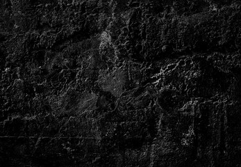 the dark background texture of concrete