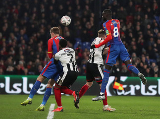 FA Cup Third Round - Crystal Palace v Grimsby Town