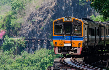 Special trains the Death Railway &  River Kwai