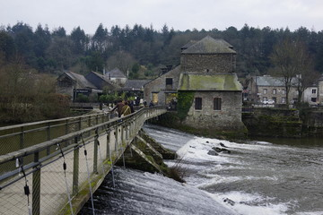 Rochefort-en-Terre. Beautiful village of Brittany's . France