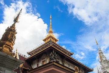 Wat Pa Daraphirom Temple (Mae Rim) Chiang Mai,Thailand
