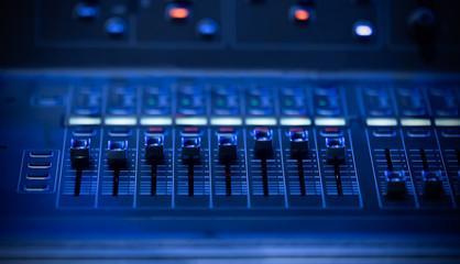 Musical mixer