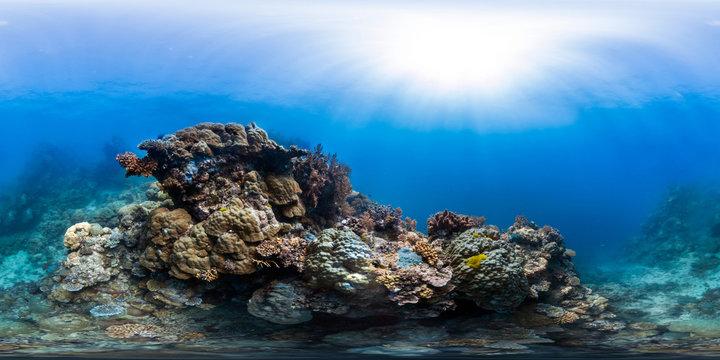 360 of reef in GBR