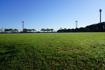 スポーツ広場 風景