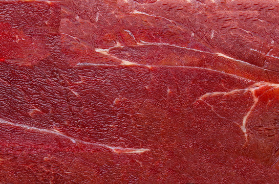 Red Fresh tasty beef background texture food