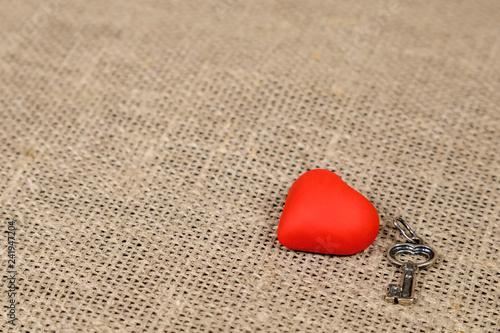 Coarse valentine