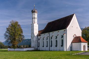 Kirche St. Coloman bei Schwangau