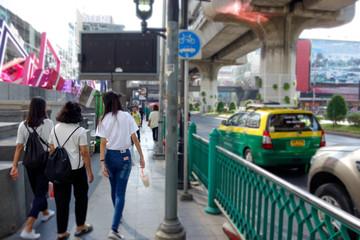 タイ バンコク 都市景観