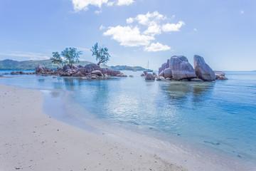 Seychelles, Praslin, anse Possession