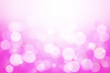 Pink abstract background blur
