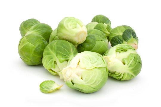 Choux de Bruxelles / Brussels sprouts