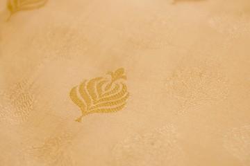 Silk Saree Folds