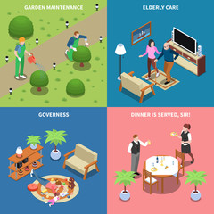 Home Workers Design Concept
