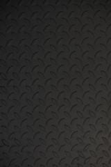 Black steel for background