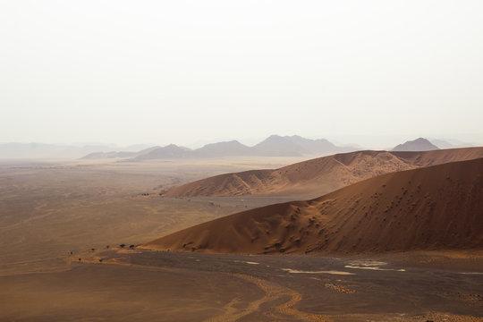 star dunes sossusvlei