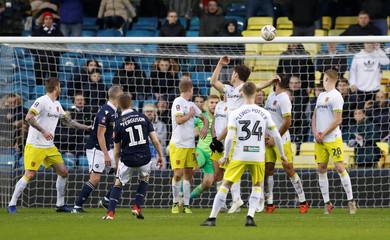 FA Cup Third Round - Millwall v Hull City