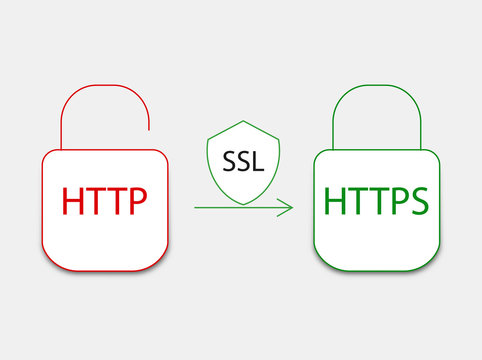 http not security change to secure ssl https