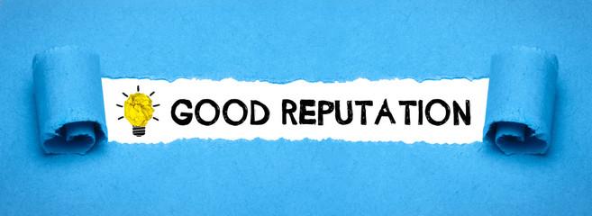 Good Reputation
