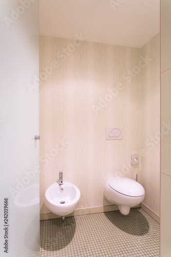 Gäste Wc Mit Bidet Stock Photo And Royalty Free Images On Fotolia