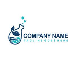 plant with lab logo