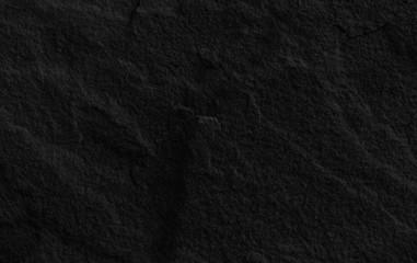 Dark grey black slate for background and design.
