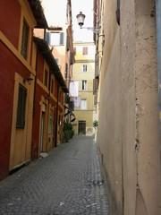 イタリア ローマの通り italia roman street