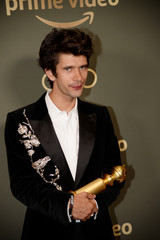 Ben Whishaw poses at the Amazon Prime Video after party in Beverly Hills