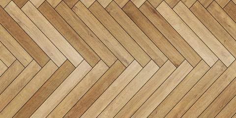 Seamless wood parquet texture horizontal herringbone light