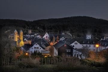 Bad Münstereifel am Abend