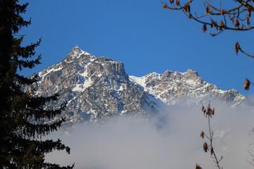 Alpine mountains, Garmisch
