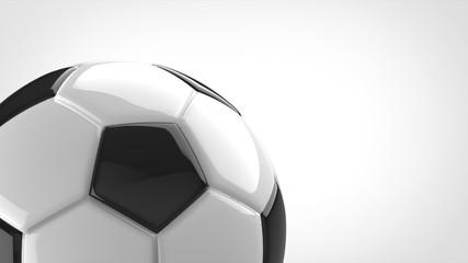 サッカーボール クローズアップ