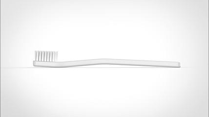 歯ブラシ 側面