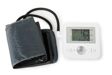 Blutdruckmessgerät, Freisteller