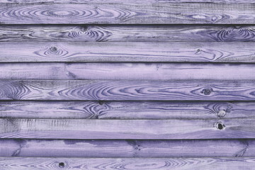 Old blue wooden background in retro style from old blue wooden boards