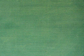 background of green chalk board