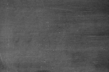 background of black chalk board with blank space