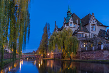 area Strasbourg Alsace France