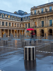 Palais Royal in Paris