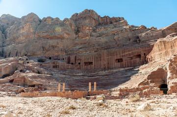 Petra Jordan Amphitheater