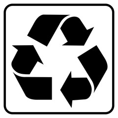 recycle system icon